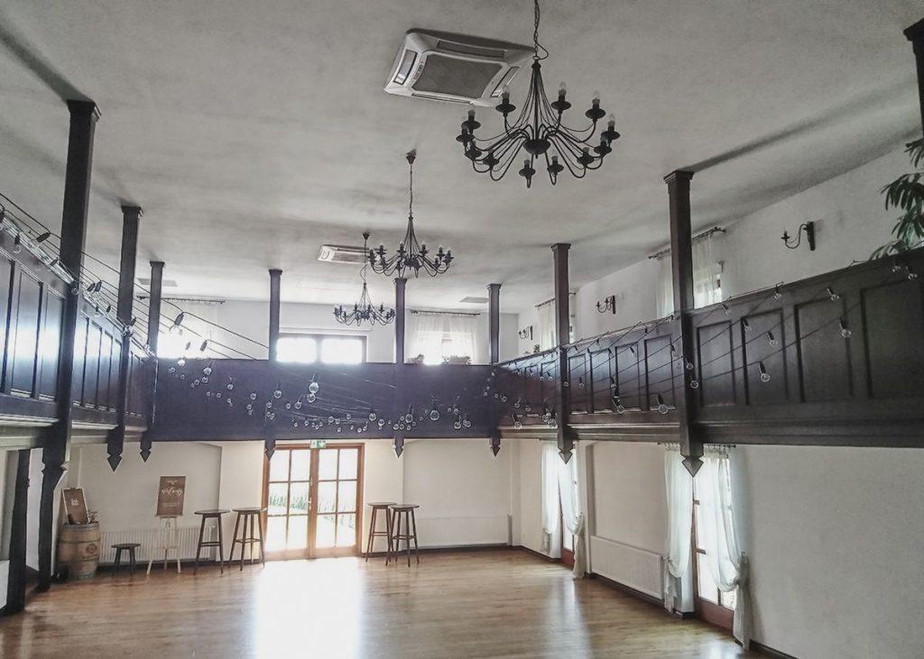 Sala taneczno-koncertowa