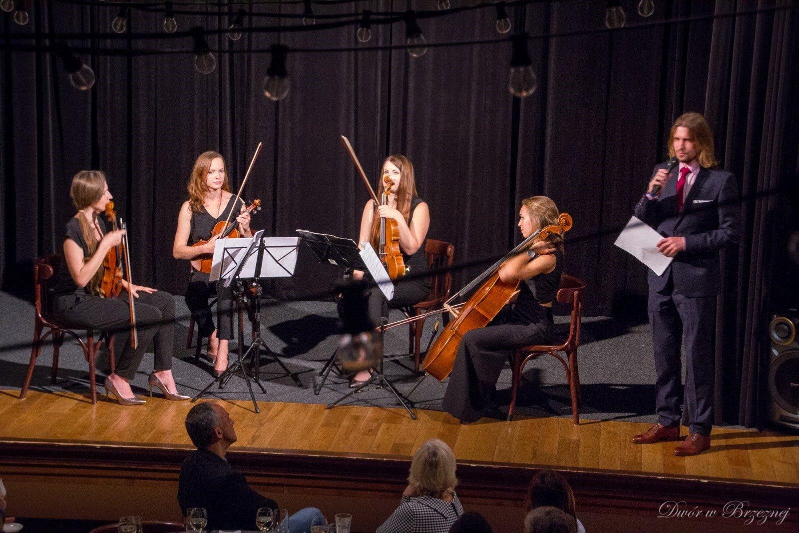 Koncert KWARTETU GALICYJSKIEGO - 10.10.2018