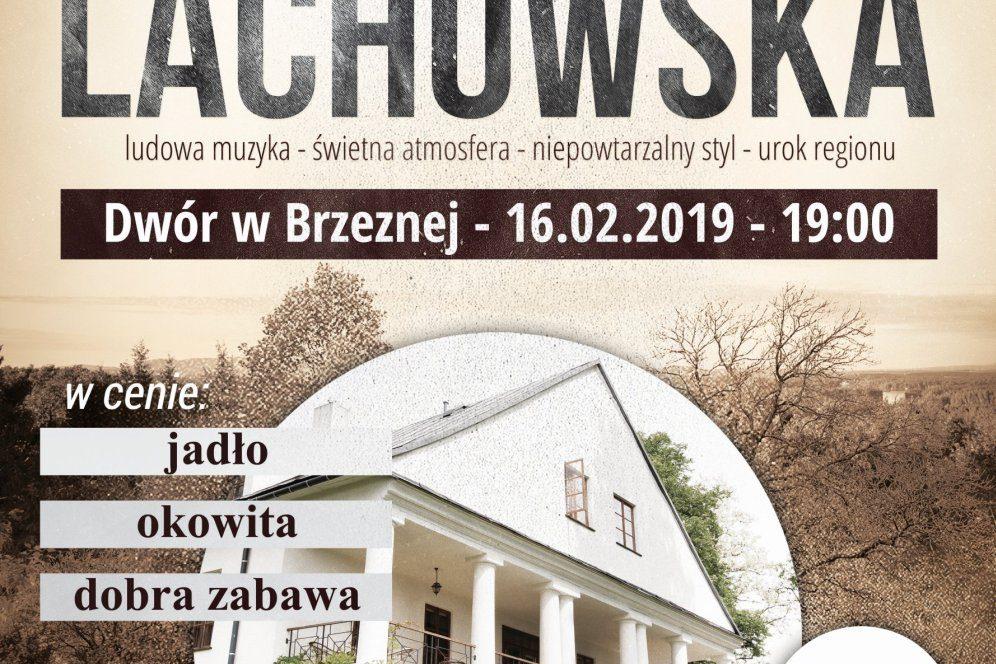 BIESIADA LACHOWSKA - 16.02.2019 - ZAPROSZENIE